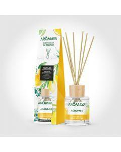 Aromaya Diffuseur de Parfum - Agrumes Bio 110ml