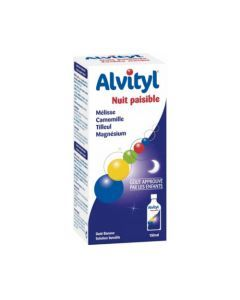 Alvityl Nuit Paisible Solution Buvable 150ml