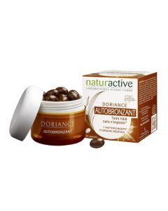 Naturactive Doriance Dermo-nutrition Autobronzant 30 Capsules
