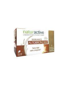 Naturactive Doriance Autobronzant Lot de 2x30 Capsules