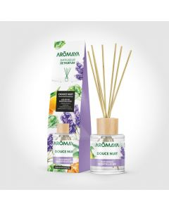 Aromaya Diffuseur de Parfum - Douce Nuit Bio 110ml