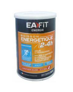 EAFIT Boisson Energétique 2-4H Saveur Fruits Rouges 500g