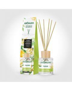 Aromaya Diffuseur de Parfum - Fleuri Bio 110ml