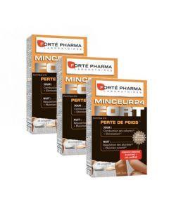 Forté Pharma Minceur 24 Fort Lot de 3x28 Comprimés