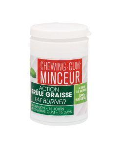 L'Authentique Chewing Gum Minceur Brûle Graisse 30 Dragées