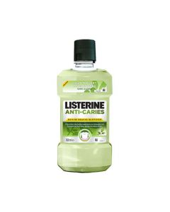 Listerine Anti-Caries Bain de Bouche 500ml