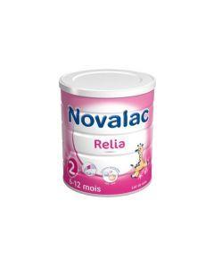 Novalac Relia Lait 2ème Âge 800g