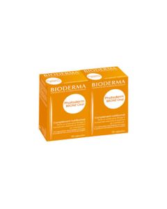 Bioderma Photoderm Bronz Oral Lot de 2x30 Capsules