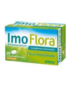 Imoflora 20 Comprimés à Croquer