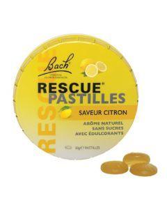 Bach Rescue Pastilles Citron 50g