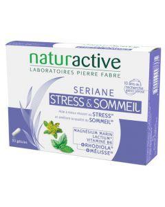 Naturactive Seriane Stress & Sommeil 30 Gélules