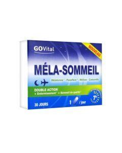 GoVital Méla-Sommeil 30 Gélules