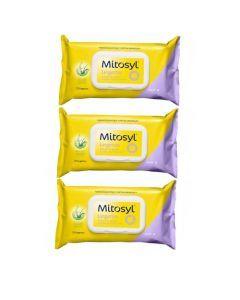 Mitosyl Lingettes Change Lot de 2+1 Offert x72 Lingettes