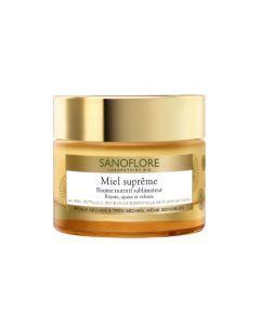 Sanoflore Miel Suprême Baume Nutritif 50ml