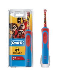 Oral-B Kids Brosse À Dents Électrique Incredibles