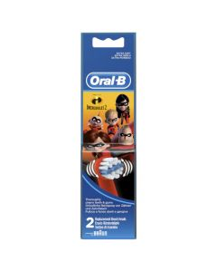 Oral-B Stages Brossettes Avec Personnages Incredibles x 2