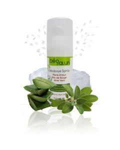 MKL Déo D'Alun Spray Bio 75Ml