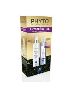 Phyto Coffret Phytokératine Spray 150ml + shampoing 200ml offert