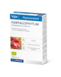 PhytoPrevent Phytostandard Harpagophytum Bio 20 gélules végétales