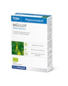 PhytoPrevent Phytostandard Mélilot Bio 20 gélules végétales
