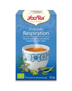 Yogi Tea Profonde Respiration 17  Infusions