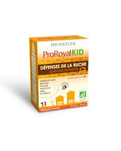 Phytoceutic ProroyalKid Bio Défenses de la Ruche 10 Doses