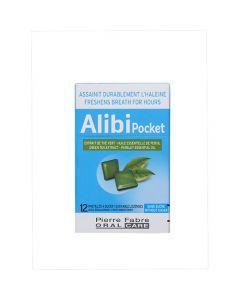 Alibi Pocket - 12 Pastilles à sucer