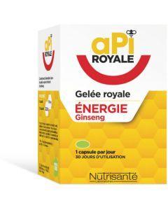 Nutrisanté Api Royale Energie 30 Capsules