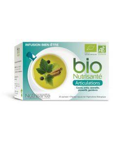 Nutrisanté Infusion Articulation Bio 20 sachets