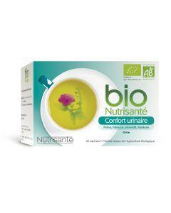 Nutrisanté Infusion Confort Urinaire Bio 20 sachets