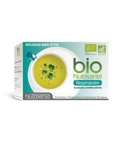 Nutrisanté Infusion Respiratoire Bio 20 sachets