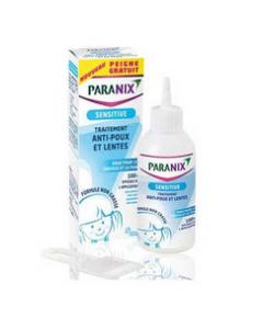 Paranix Sensitive Lotion Anti Poux et Lentes 150ml