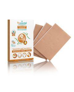 Puressentiel Patchs Chauffants Articulations et Muscles aux 14 Huiles Essentielles - 3 Patchs