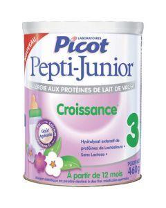 Picot Pepti-Junior 3ème âge 460g