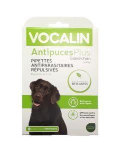 Vocalin AntipucesPlus Pipettes Grand Chien 3 x 5 ml