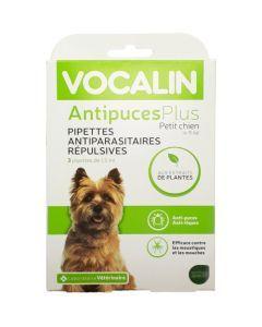 Vocalin AntipucesPlus Pipettes Petit Chien & Chiot 3 x 1,5 ml