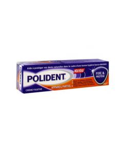 Polident Crème Fixative Pour Appareil Partiel 40g