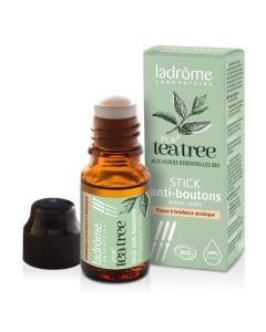 Ladrôme Pur'Tea Tree Stick Anti-Boutons Bio 10ml