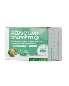Séphyto Slim Réducteur d'Appétit Bio 30 Gélules
