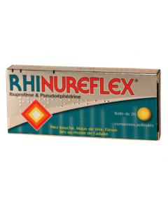 Rhinureflex 20 comprimés pelliculés