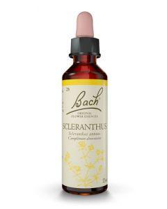 Fleurs de Bach Scleranthus 20ml