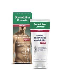 Somatoline Cosmetic Traitement Abdominaux Top Définition Homme Sport 200ml