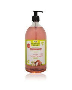 """MKL shampoing Douche """"Litchi-Fleur D'Oranger"""" 1L"""