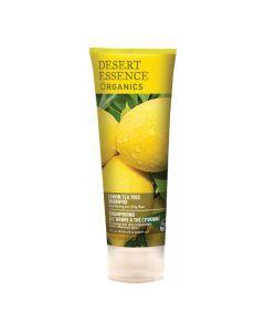 Desert Essence Shampoing au Citron 237ml