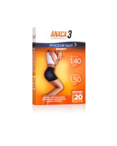 Anaca3 Shorty Minceur Nuit Taille : S/M