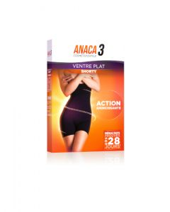 Anaca3 Shorty Ventre Plat Taille : S/M