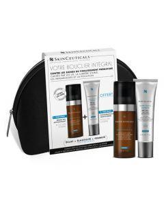 SkinCeuticals Bouclier Intégral Nuit Resveratrol Be 30 ml + Ultra Facial Defense 30 ml