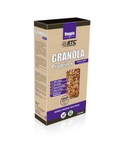 STC Nutrition Granola Protein+ 100% Veggie 425g