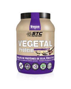 STC Nutrition Vegetal Protein Chocolat 100% Végétal Pot 750g
