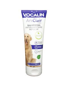 Vocalin AniClair Chien Shampooing Antiparasitaire Répulsif 200 ml